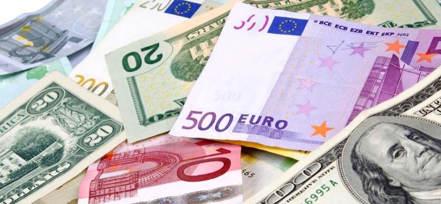 dinero en el extranjero billetes